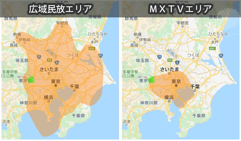 Mx 神奈川 東京