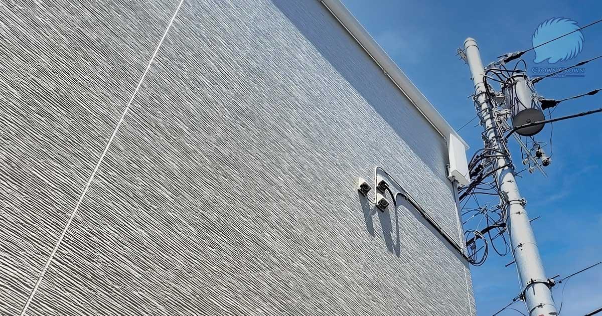 三栄建築設計のテレビアンテナ工事